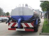 Carro del tanque fecal de la succión de las literas de la alta calidad 8000 de Dongfeng 4X2