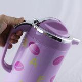 Farbe drei für Ihren auserlesenen Küchenbedarf-Vakuumkessel mit Glaszwischenlage (JGGA)