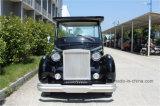 12 Seaterの電気ゴルフカート標準的な車の標準的な手段の結婚式車