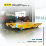 Veicolo di conduzione di trasferimento autoalimentato ferrovie degli oneri gravosi del trasportatore