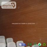 El panel de pared decorativo claro fácil del PVC del Anti-Moho de interior