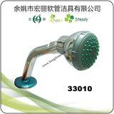 Chrom überzogener Kopf der Dusche-33012 mit dem Edelstahl-Arm