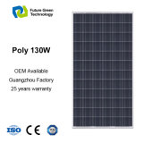 photo-voltaisches Polysolarzellen-Panel der auswechselbaren Energien-150W