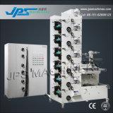 Máquina de impressão transparente do rolo de película do PE de Jps320-6c-B