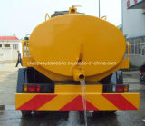 Dongfeng 비용 효과적인 8000 L 찌끼 흡입 트럭 유조선 8 톤 진공 흡입