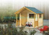 Maison de théâtre en bois extérieure