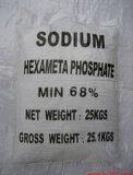 나트륨 Hexametaphosphate SHMP 68% 기술 급료
