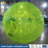 نوعية فائقة قابل للنفخ زاهية عشب كرة, قابل للنفخ [زورب] كرة لأنّ عمليّة بيع