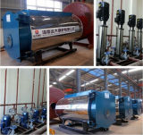 1ton 2ton 3ton 4ton 5ton 13bar Horizontal Oil Fired Steam Boiler