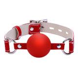 Bague de verrouillage classique Gagpadlocks et Keks Matériel inclus: bracelet PU, ballon en plastique plaisir sexuel
