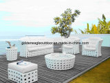 Canton Fair Hot Popular Rattan Outdoor Patio Sofa (GP005)