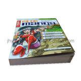 Impression polychrome chaude de bande dessinée de grippement parfait de ventes (jhy-344)