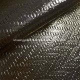 Cuir d'unité centrale de surface en métal de losange pour des chaussures