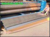 Покрынный цвет высокого качества Suppling фабрики гальванизированным настилающ крышу лист