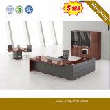 (HX-5116) Офисная мебель стола управленческого офиса меламина самомоднейшей конструкции деревянная