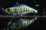 Attrait dur de pêche - appât - palan de pêche - Vib75s