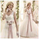Vestido de boda elegante del marco (WDQH046)