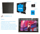 Miet-LED-Bildschirmanzeige-Serie druckgegossener Aluminiumschrank P4