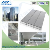 SGS und ISO Certified Building Material Wall Panel/Acoustic Panel