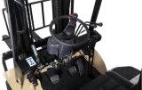 8-10 Ton contrapeso de piedra Carretilla Diesel para la entrega de materiales