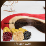 Extensão italiana do cabelo de Remy da ponta da queratina