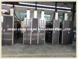 Автоматическое 4 печатание Cx-1200 гофрированное цветами прорезая и умирает автомат для резки
