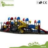 Apparatuur van de Speelplaats van kinderen de Openlucht voor Kleuterschool
