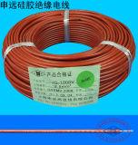 Cavo di collegare del riscaldamento della gomma di silicone di Jgg 2mm 3kv 6kv 10kv