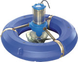 304ss/201ss Shrimp Paddle Wheel Aerator (SC-1.5)