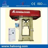 Haloongの処理し難い火煉瓦装置は煉瓦押す機械を耐火性にする