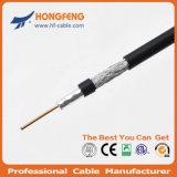 Alta calidad bajo Db pérdida de 75 Ohm 3c-2V cable coaxial