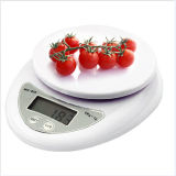 Échelle de cuisine du régime 5kg Camry de poids de nourriture de colis