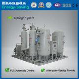 Planta nova da geração do nitrogênio da peneira molecular PSA do carbono do projeto para a venda