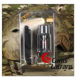 Pistolas pneumáticas e lanterna elétrica tática do laser do vermelho da caça M6 da arma
