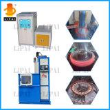 Calefacción de inducción de amortiguamiento rápida del engranaje axial que endurece la máquina