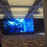 P6 SMD3535 farbenreicher LED-Innenbildschirm für Konferenz