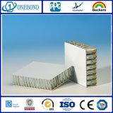 白いカラー建物の装飾のためのアルミニウム蜜蜂の巣のパネル