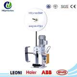 Máquina que prensa semiautomática de la terminal de alambre del manguito para la venta