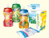 Tribune op de Plastic Zak van Spuiten en de Opnieuw te gebruiken Zak van de Babyvoeding