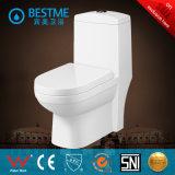 Tocador de una pieza del baldeo sanitario de las mercancías del cuarto de baño (BC-1310)