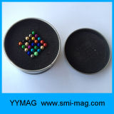 Billes magnétiques de néo- sphères d'aimant de Neocube