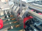 Het Kleven van het Karton van de hoge snelheid de Automatische Machine van Gluer van de Omslag van de Machine