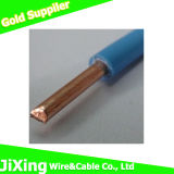 Alambre del cable eléctrico/eléctrico del cobre de la cubierta de PVC