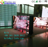 Visualizzazione del segnale stradale del LED per la pubblicità chiusa a chiave sul Palo