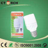 Ce/RoHS 증명서를 가진 Ctorch LED T 전구 6W