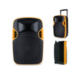 12 Zoll Plastiklaufkatze-Stadiums-Projektions-Lautsprecher-mit Batterie