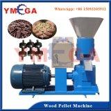Machine en bois de boulette de biomasse automatique économiseuse d'énergie