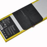 batterie Li-ion Hb3X1 de rechange de la grande capacité 6600mAh pour la tablette PC de la tige S10-201wa de Huawei Mediapad 10