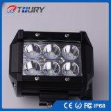 18W Offroad LED 일 램프 LED 반점 빛