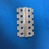 Aangepaste CNC die het Blok van het Plastiek en van het Aluminium machinaal bewerken